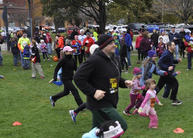 1/4 Mile Race