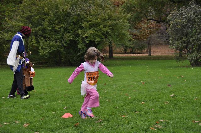 1/2 Mile Race