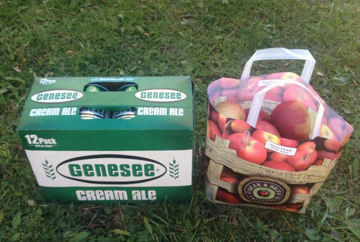 More Beer. More Glory. And apples?